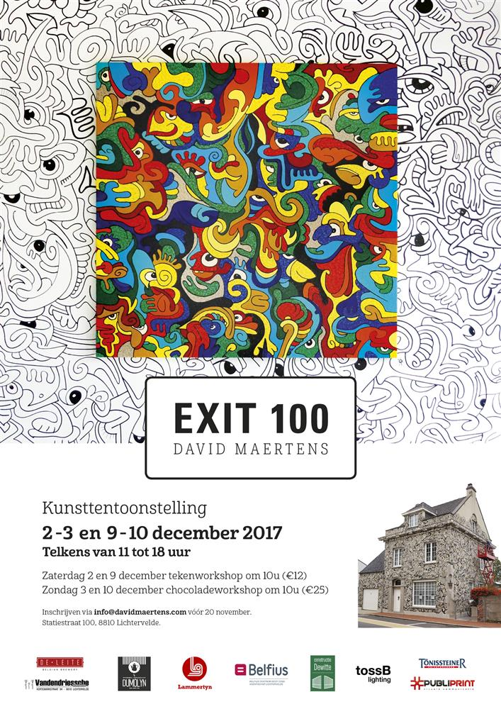 Exit 100 Poster